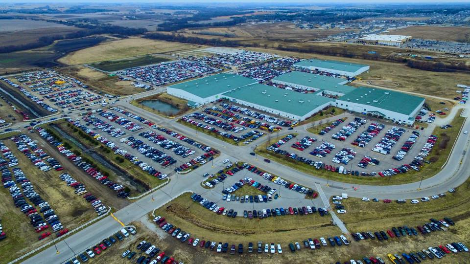 Annual Regional Car Swap Meet draws visitors from states around to sell and buy their wares
