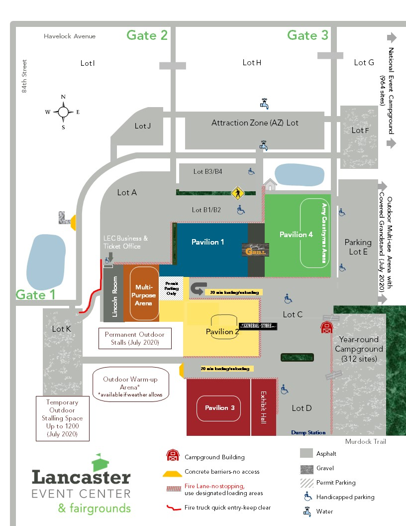 Parking Map 11152019