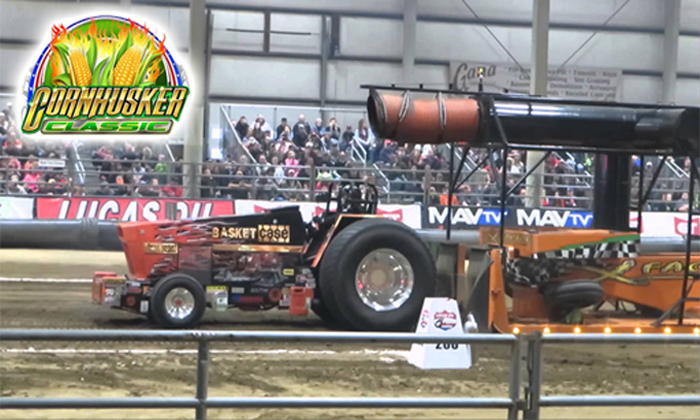Cornhusker Classic Tractor Pull-Session 1 General Admission