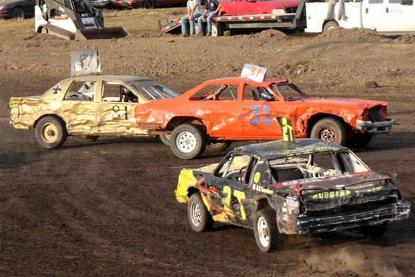 Demolition Derby Motorsports
